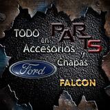 Paragolpe Trasero Cromado Ranchero Ford Falcon Y Mas...