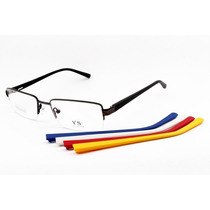 Armação Masculina Oculos Troca Hastes