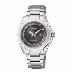 Reloj Citizen Eco-drive Ew1511-52h Fechador Agujas Luminosa