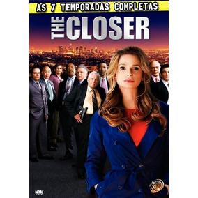 The Closer Divisão Criminal 1ª A 7ª Temporadas Dublado Lege!