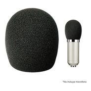 Filtro Rompevientos Microfonos Condenser Anti Pop La Roca