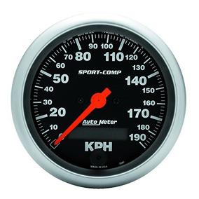 Auto Metro 3987m Deporte -comp Velocímetro Programable
