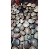 Piedra Tejo Plato Bocha De Río X 30 Kg Seleccionada Oferta