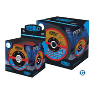 Disco Corte Amoladora Tyrolit Secur 178 X 1,6 Mm Caja X15un