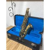 Saxofón Conn