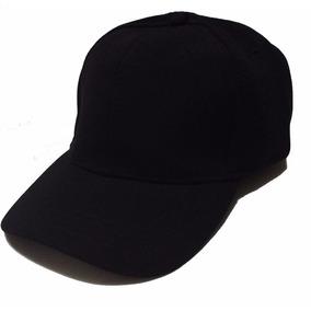 Gorras Flexfit Cerrada Elastizada Negra Lisa Calidad Premium