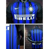 Camiseta Matias Vecino Inter De Milán 2017/18 *home*