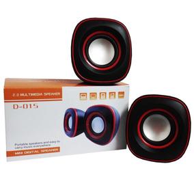 Corneta Pc Speaker 2.0 Ideal Para Laptop Tv Oferta