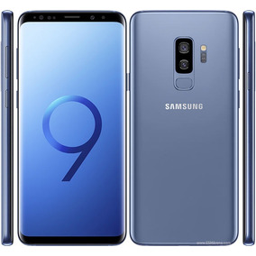 Celular Libre Samsung Galaxy S9+ Plus 6,2 6gb Ram 64gb 4g