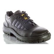 Zapato Seguridad Cas Boro Cuero Box Suela Pu Iram 36al46