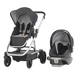 Exclusivo Coche Gb Evoq + Huevito + Base! Superior A Britax!