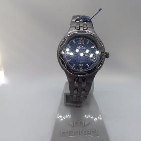 Reloj Hombre Montreal Malla Metalica -mt