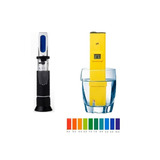 Combo Medidor Cerveceza Phmetro+refractometro
