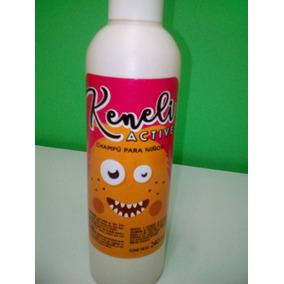 Shampoo Para Niños 240 Ml