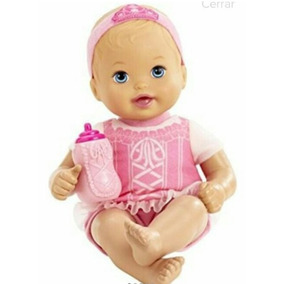 Muñeca Little Mommy Recién Nacida Original Mattel Fisher Pri