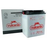 Bateria Vulcania Yb14-a2 12v14ah Cbx 750f 86-95