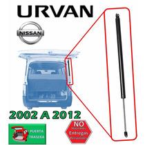 02-12 Nissan Urvan Piston Hidraulico Cajuela Lado Derecho