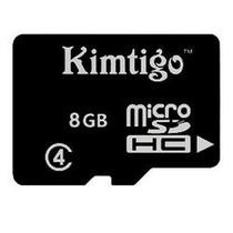 La Mas Barata Memoria Micro Sd Kimtigo Ktt-m4 8gb Vl4