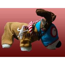 Disfraz Reno Talla 5 Especial Con Cuernos Para Perro Navidad