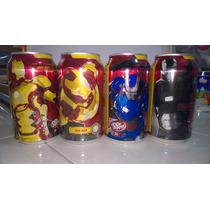 Latas De Refresco Dr Pepper Edición Iron Man 3 2013 + Envió