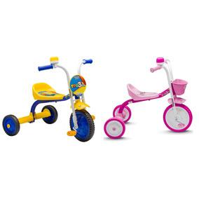 Triciclo Infantil 3 Rodas You 3 Crianças De 3 A 5 Anos