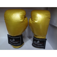 Guantes De Box Brillosos Yellow Palomares Genuino  Fpx