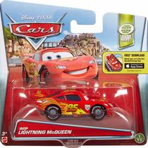 Rayo Mcqueen Disney Pixar Cars Mattel -jugueteria Minijuegos