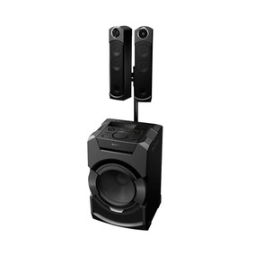 Mini System Sony Flex Mhc-gt5d 2000w, Nfc E Bluetooth - Mini