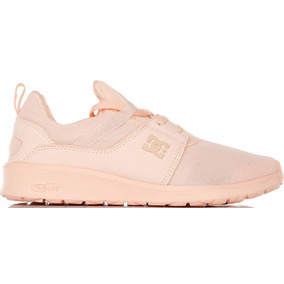 Tenis Dc Shoes Heathrow 166189 Talla 22-27 Mujer Ps $1690