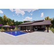 Planta De Casa 4 Quartos - Projeto Arquitetônico Completo