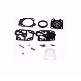 Kit Reparo Do Carburador Para Diversos Modelos De Roçadeiras