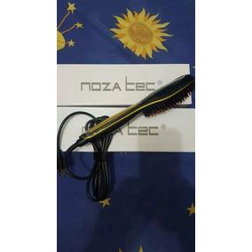Cepillo Ionico 3 En 1 Aislador Anti Frizz Y Masajeador. Noza