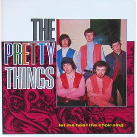 Lp Ingles - Pretty Things - Let Me Hear The Choir Sing