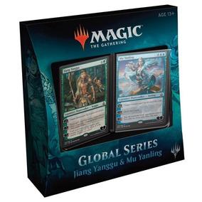 Magic - Global Series - Jiang Yanggu & Mu Yanling