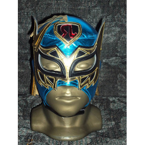 Mascara De Luchador Volador Jr Para Adulto En Lycra