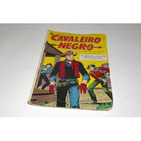 Cavaleiro Negro Nº 78 - 02/1959 - Rge -original