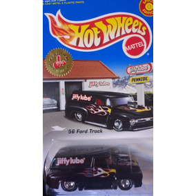 Hot Wheels Ford Truck 56 - Jiffy Lube - Libertypromotions