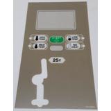 Teclado Panel Overlay Secadora Idustrial Huebsch/speed Queen