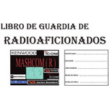 Libro De Guardia De Radioaficionados 100 Hojas-mercadoenvios