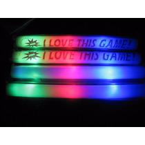 Nuñez. 50 Barras Luminosas Goma Espuma Tricolor Rompecocos