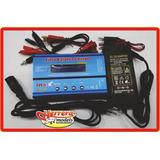 Imax B6 80w Carregador E Balanceador Bateria Airsof Fonte 5a