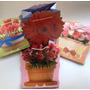 Bolsas En Cartón Con Diseño Para Amor, Amistad Y Regalos