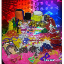 Kit Festa Adereços Debutante-15 Anos,piscas,neon,máscara,etc