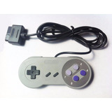 Control Super Nintendo Alternativo Sin Uso