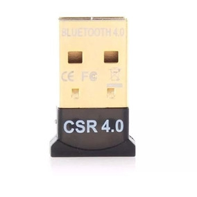 Adaptador Usb Bluetooth 4.0 - Controle Ps3 Ps4 X One S No Pc