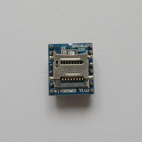 Reproductor De Audio De Disco U Sd Tarjeta Sonido Mp3 Módulo