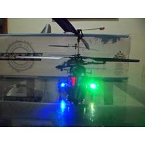 Promoção!!! Helicóptero Rádio Controle 4 Canais De Vôo.