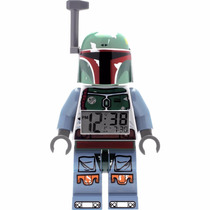 Reloj Lego Star Wars Boba Fett Despertador Reloj Diego Vez