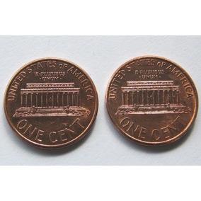1 Cent 1996 Y 1999 Lincoln Estados Unidos