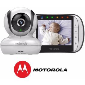 Babá Eletrônica Motorola Mbp-36s Visão Noturna